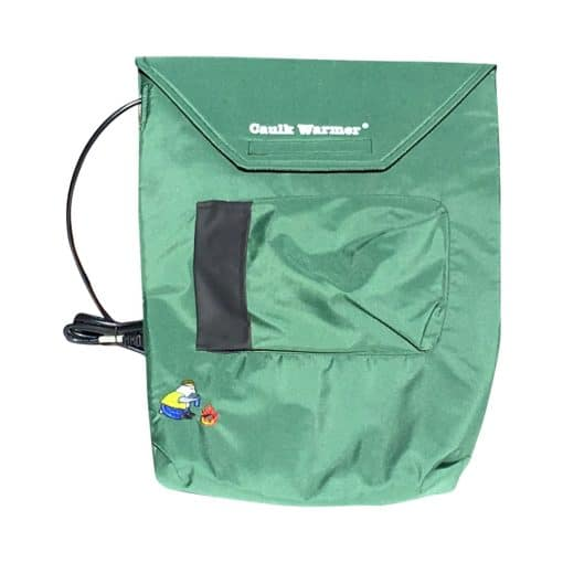 Caulk-Warmer-Bag-Pouch-Green