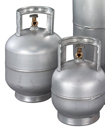cylinder warming wrap